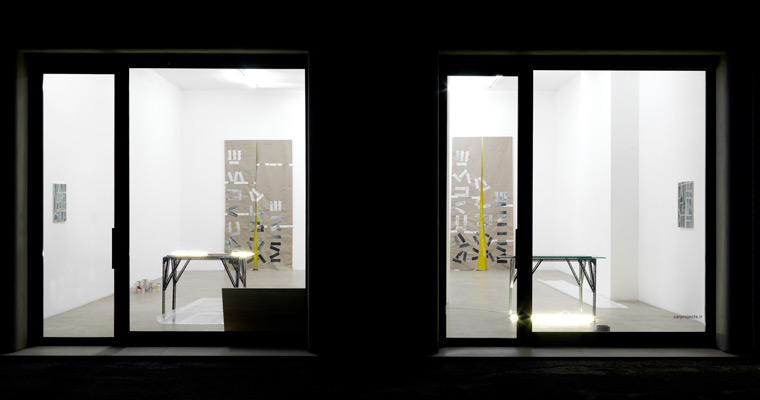 Cullinan Richards [Galleria CAR Projects (Bologna)] by Dario Lasagni photographer for contemporary art